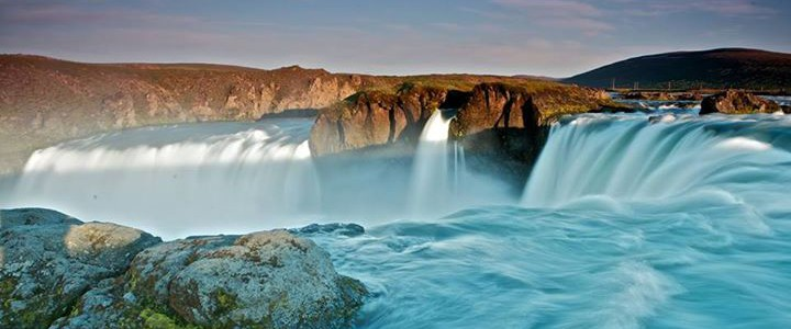 The most beautiful waterfalls of Iceland