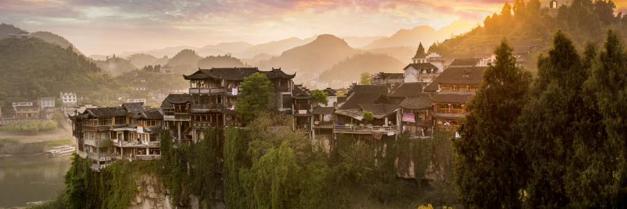 Discover and explore China in 16 days!
