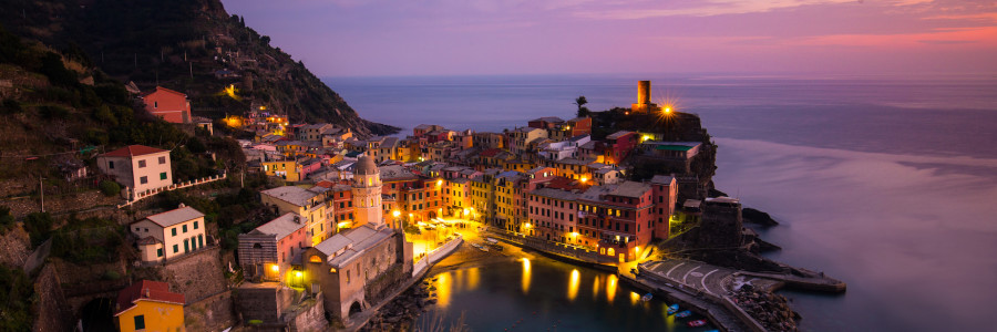 Explore Florence iconic Tuscan gem & charming Cinque Terre!