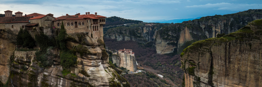Discover Mysterious Metéora in the Skies!