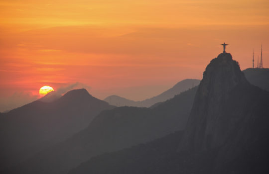 Marvelous City of Rio de Janeiro!