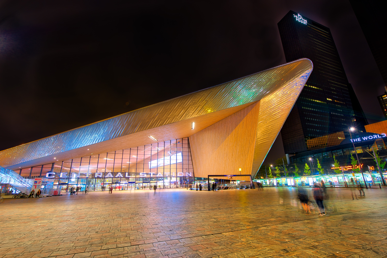 Rotterdam by Roger & Paula berk