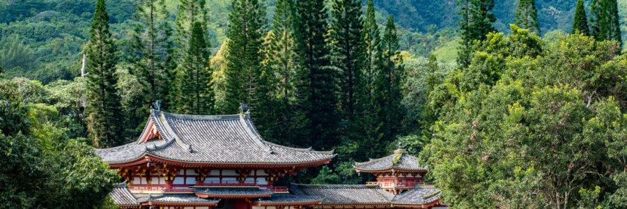 Oahu, Hawaii: Visit peaceful Byodo-In temple